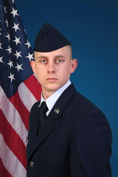 U.S. Air Force Airman Skyler C. Bateman