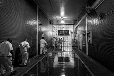 Texas Prison A/C