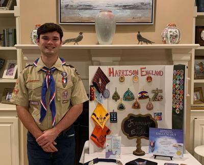 Harrison England Eagle Scout