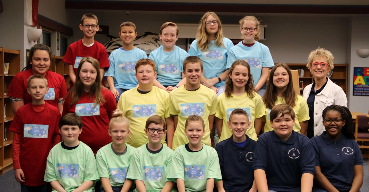 Submitted  The Crockett Intermediate School Future Problem Solving Team