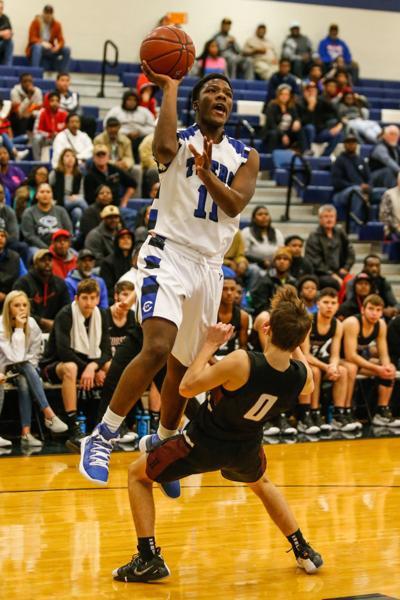 Clarksville High School basketball