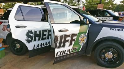 Lamar County Sheriff Stock