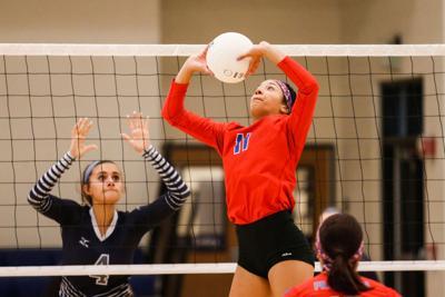 Prairiland High School volleyball