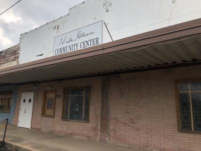Hale Glover Community Center Deport
