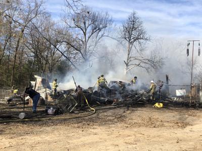 12-3 Powderly house fire