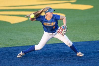 North Lamar High School softball
