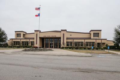 Civic Center outside