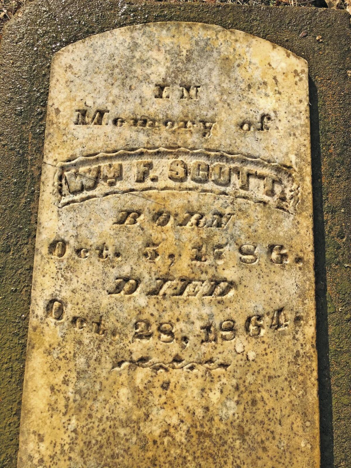 William F. Scott