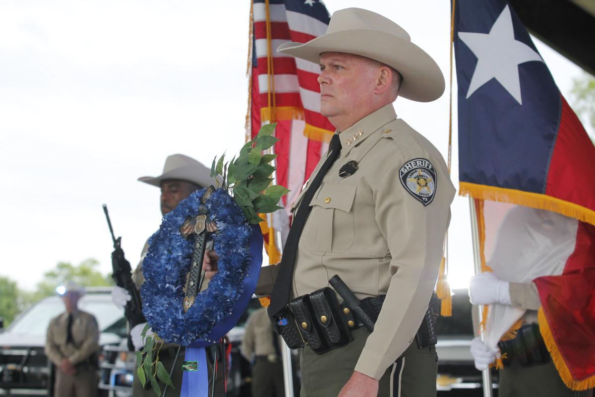 Fallen Officer Memorial 1