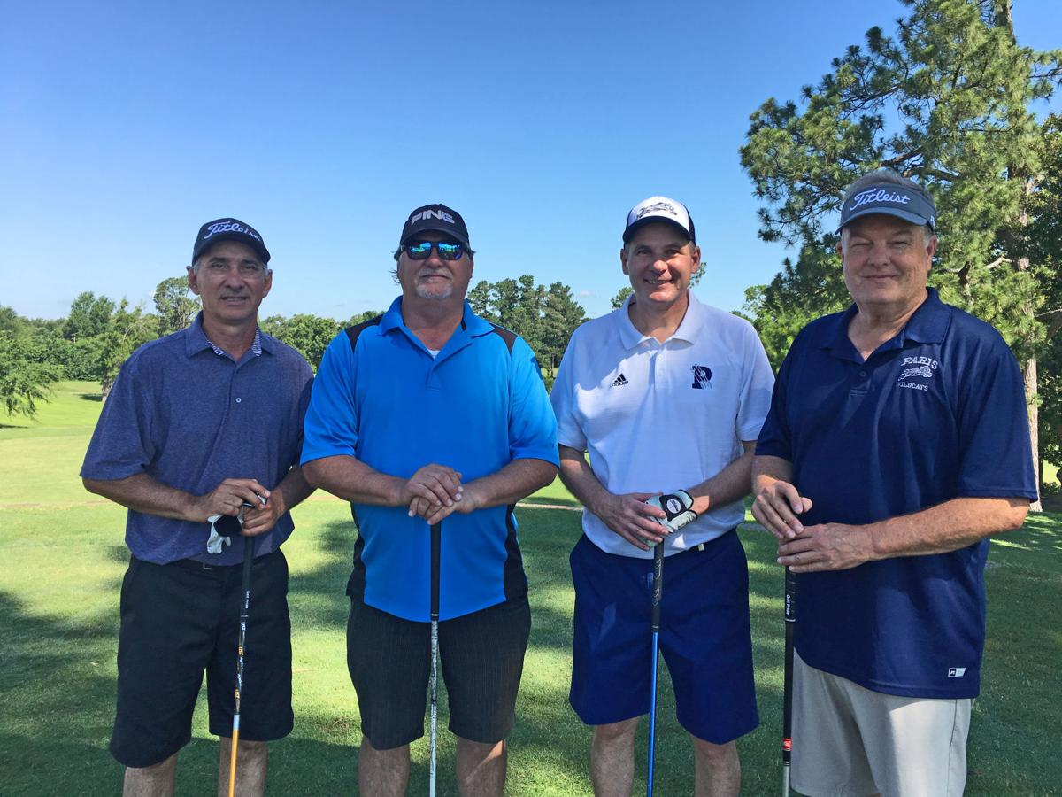 J.T. Davis Memorial Golf Tournament 1