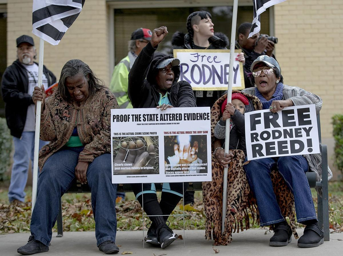 Texas Execution Rodney Reed Rally