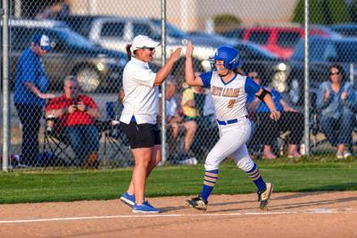 04-15 north lamar softball