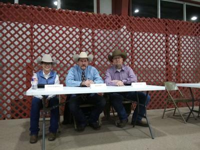 Delta County Sheriff candidates