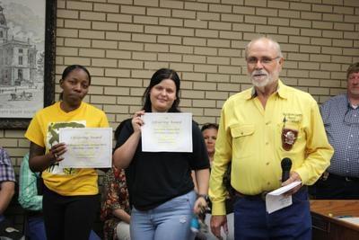 RRC Sheriff's Office Award