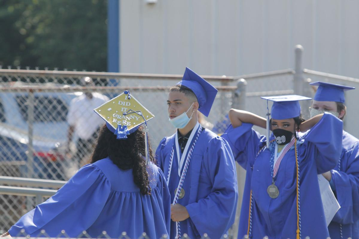Clarksville HIgh School Graduation 2020