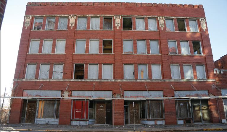 Belford Apartment Complex