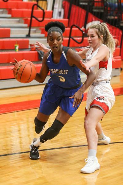 Rivercrest High School girls basketball