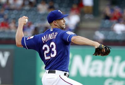 Mariners Rangers Baseball