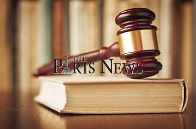 The Paris News Logo court