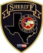 Red River County Sheriff's Office Badge