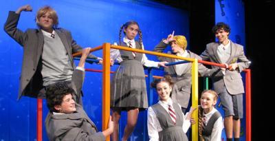 North Lamar High School presents magic of 'Matilda' musical