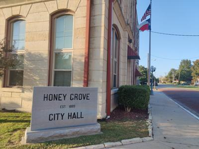 Honey Grove City Hall