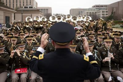 The Fighting Texas Aggie Band