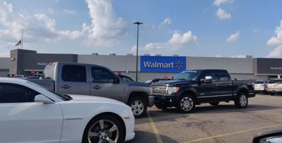 Walmart parking lot (copy)