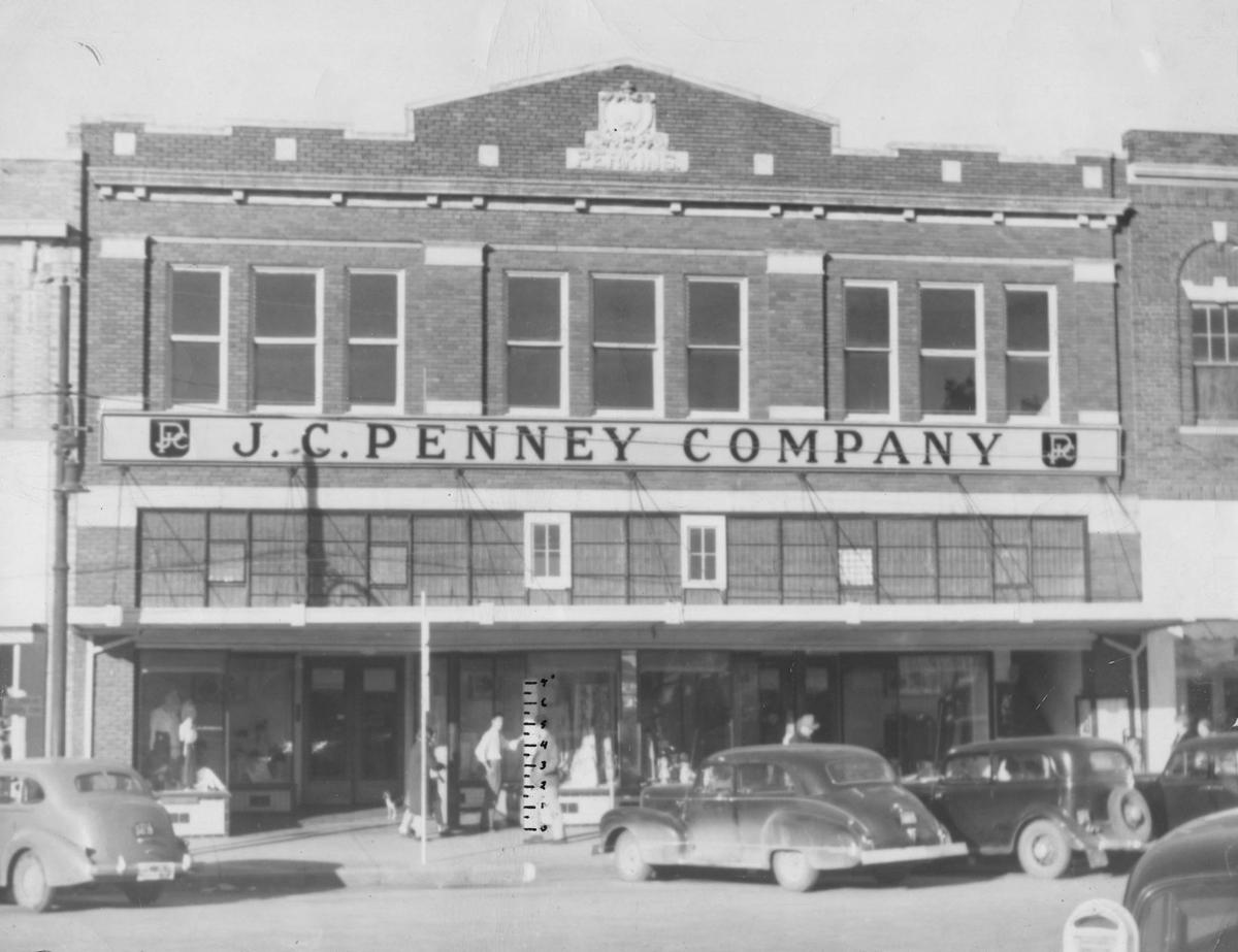 100 years  JCPenney celebrates a century of service in Paris ... 491a14825