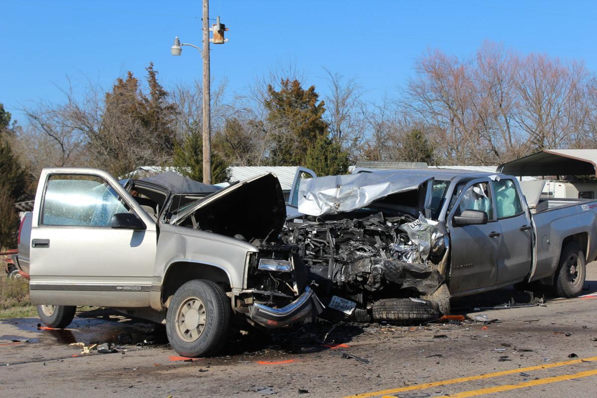 Highway 82 wreck