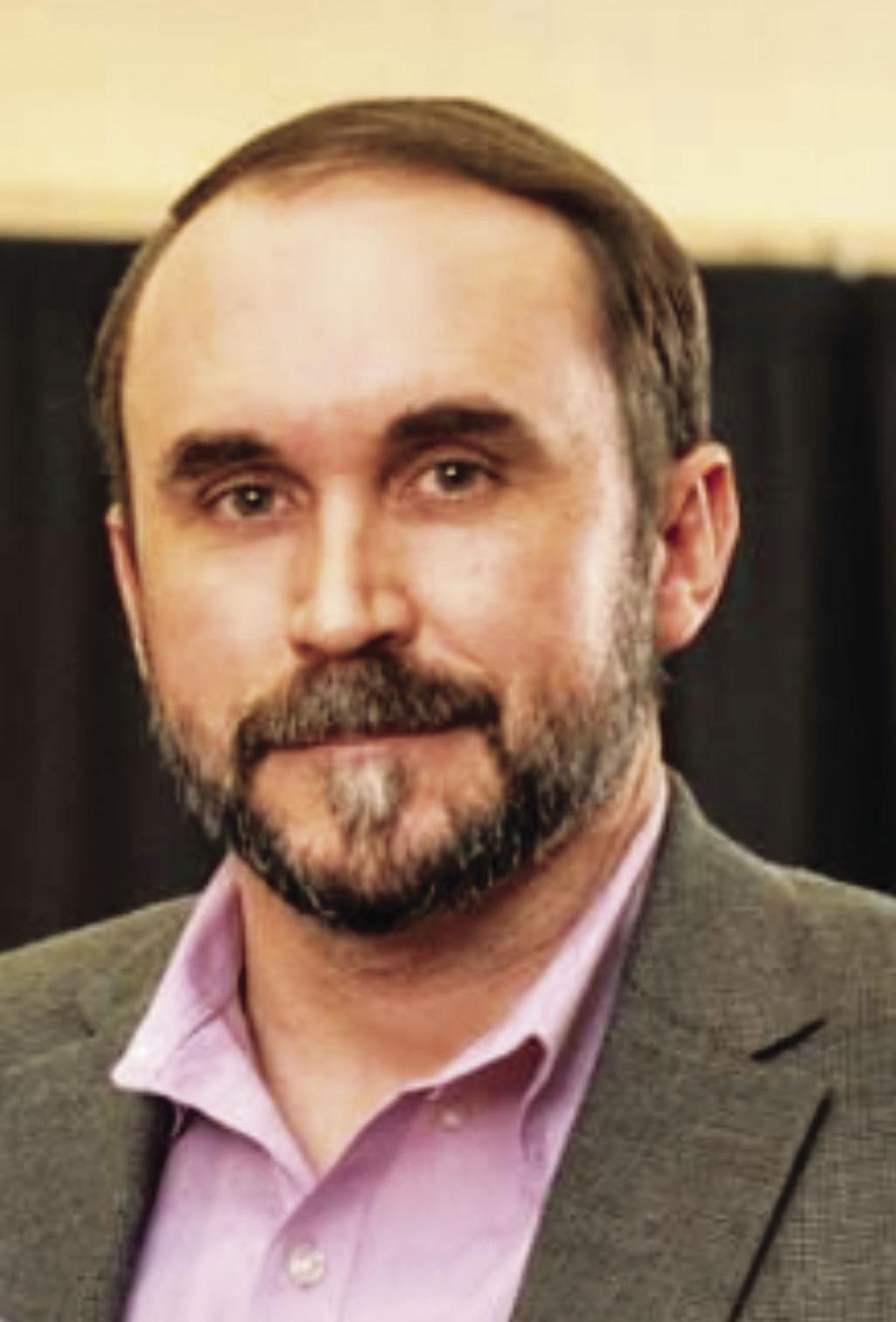 Dr. Jack Brown headshot