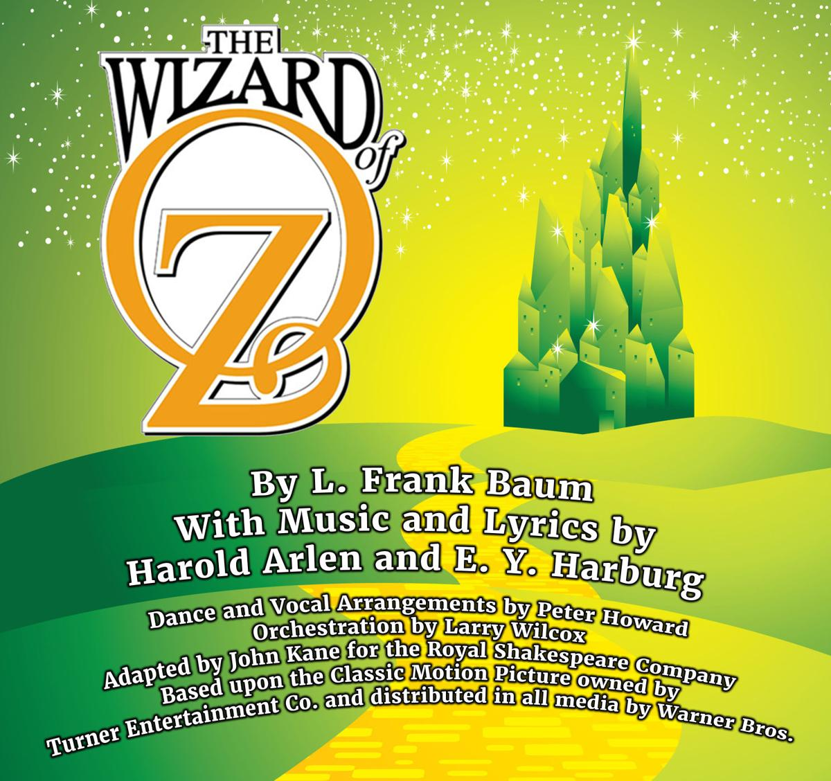 Paris Community Theatre hosting auditions for 'Wizard of Oz' | Free