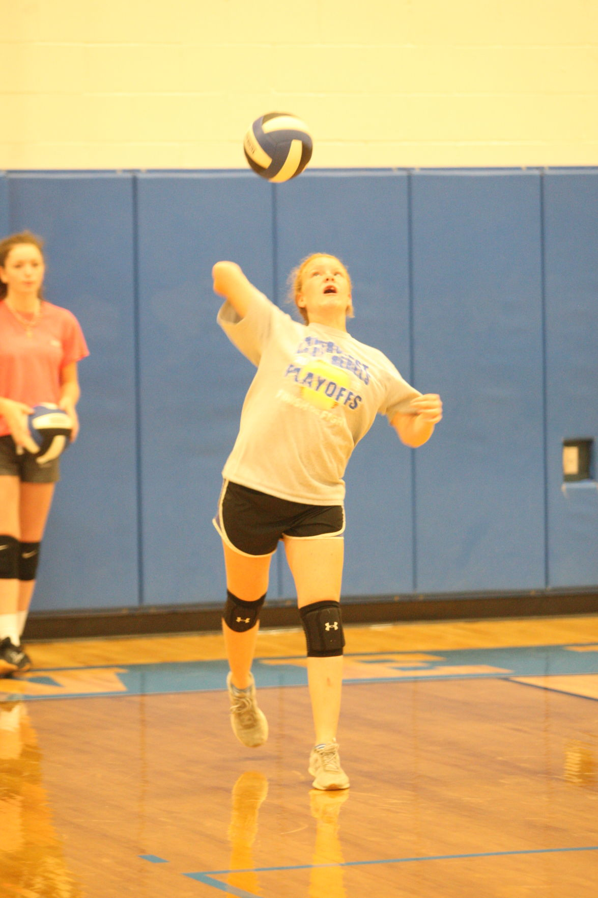 Rivercrest volleyball camp