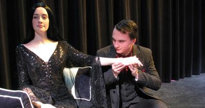 Paris High School produces Addams family musical this weekend