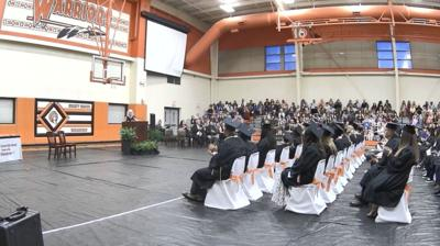Honey Grove High School Graduation