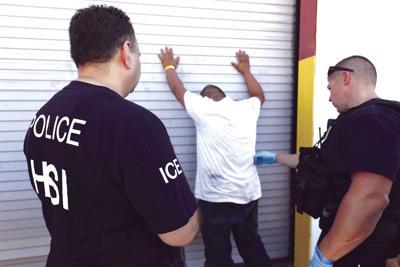 ICE Raid 2