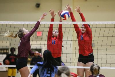 VB Area Prairiland vs. White Oak