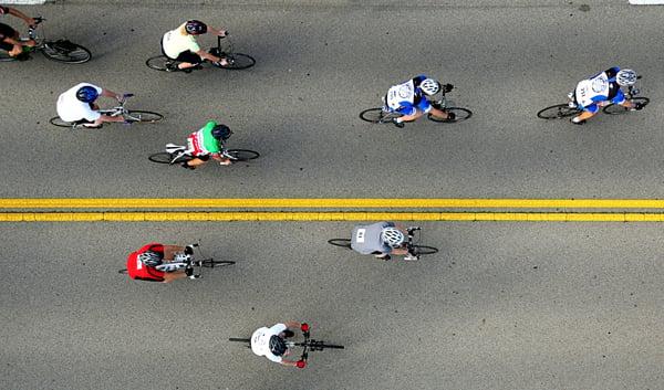 Tour de Paris Bike Rally