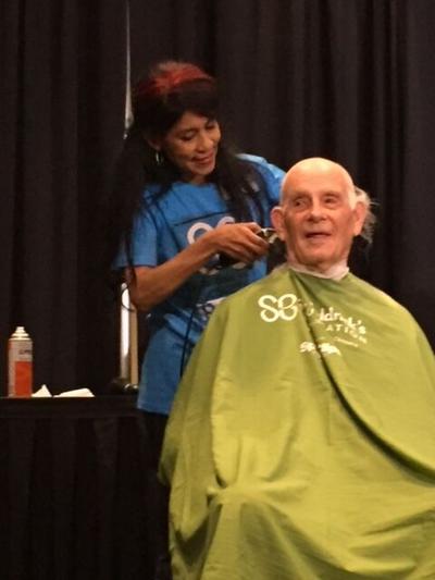 Wayne getting shaved 1.jpg