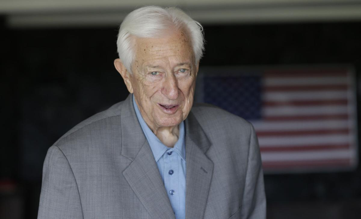 Ralph Hall, oldest-ever member of the US House, dead at age 95