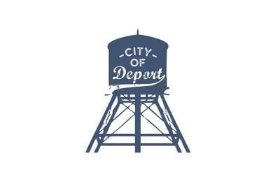 City of Deport logo Social