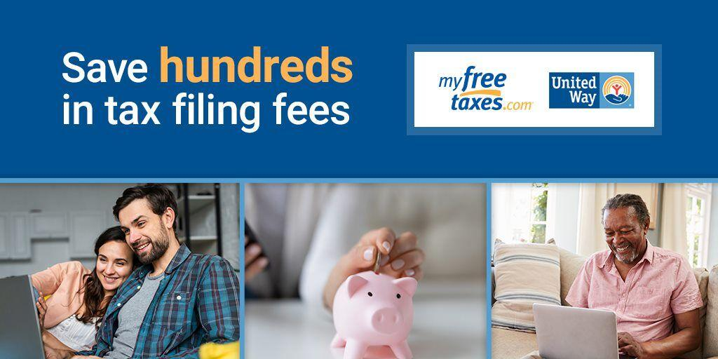 United Way offering free online tax filing with MyFreeTaxes.com