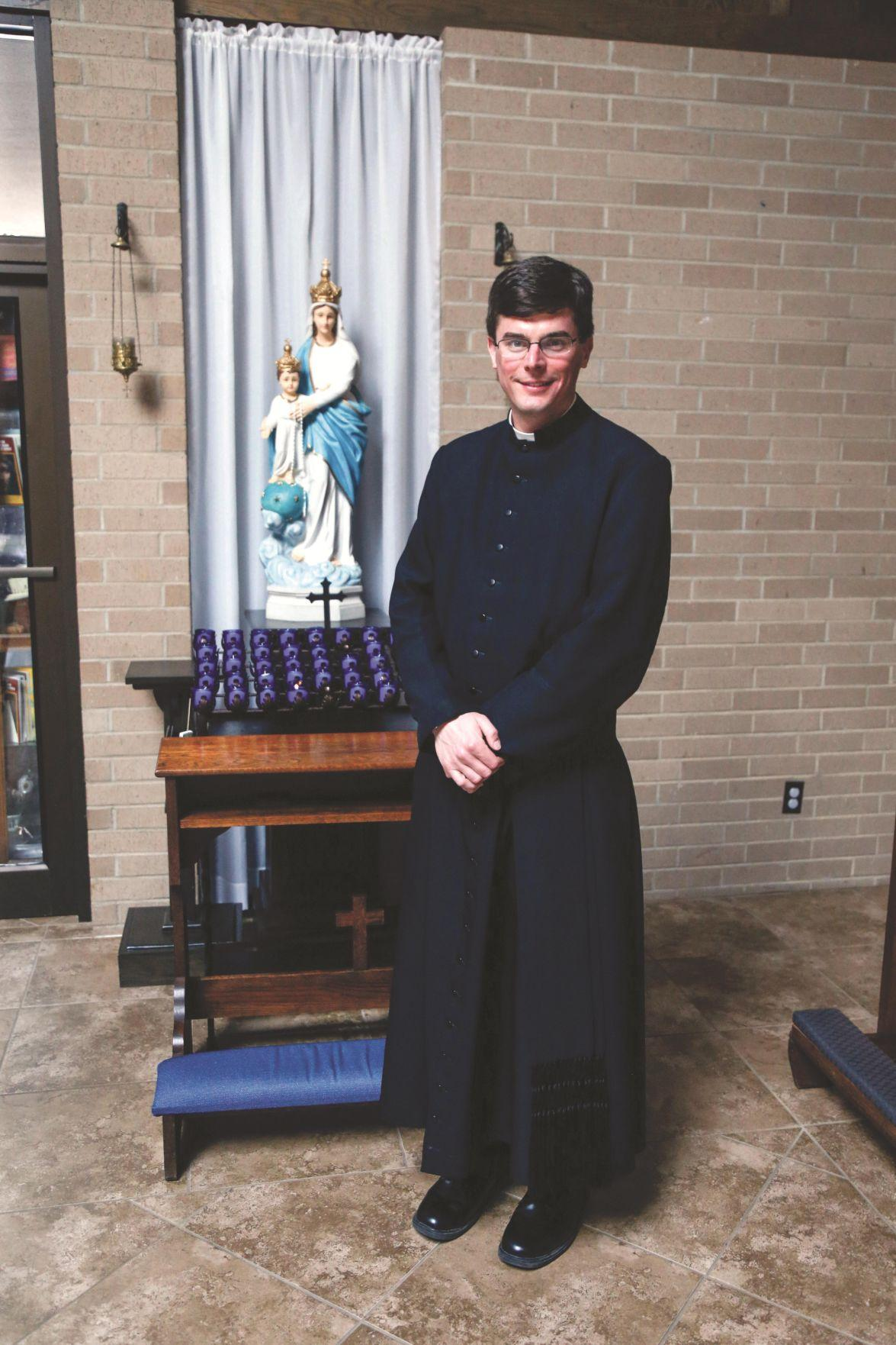 15 things you don't know about me fr. anthony stoeppel