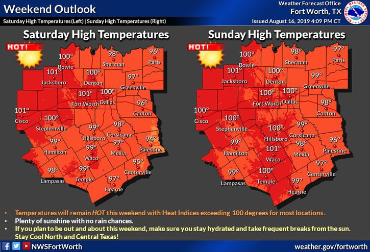 Saturday Sunday Forecast