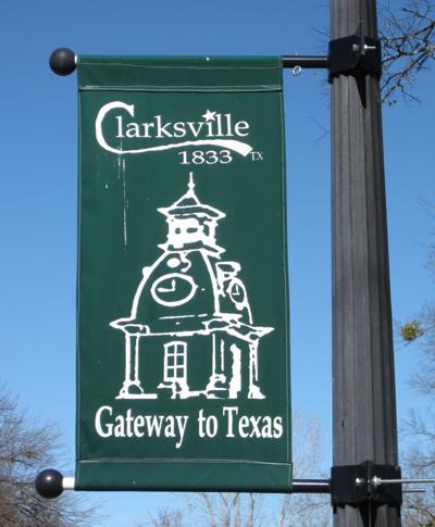 Clarksville City Banner
