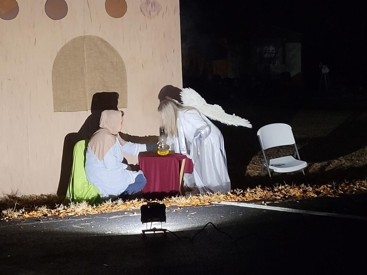 Blossom Church Nativity