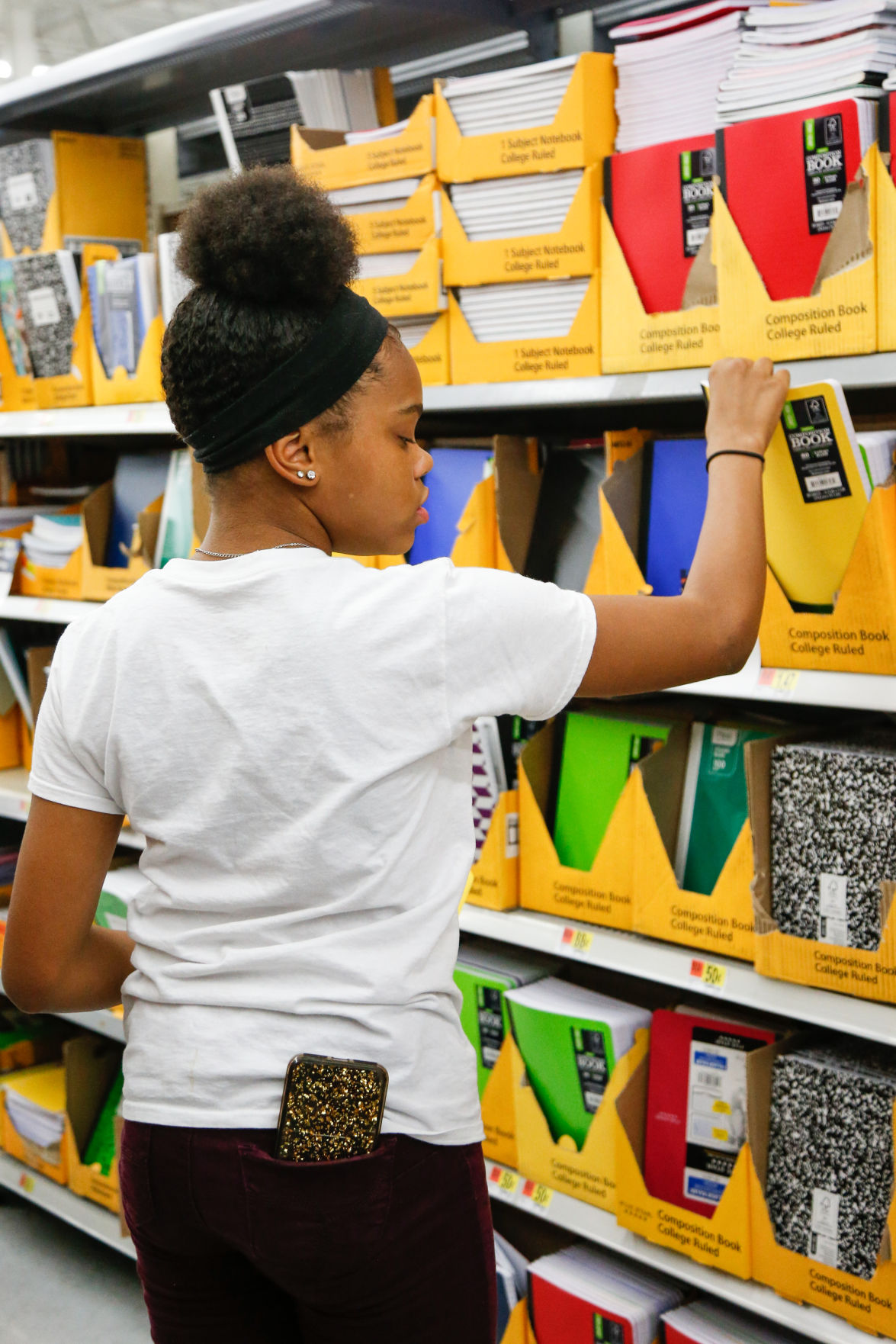 Area shoppers purchase their back-to-school supplies | News