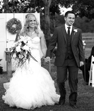 Rebecca and Cody Kelly