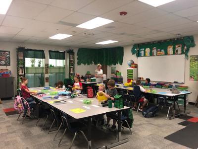 School district report cares