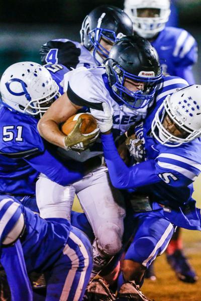 Detroit High School football
